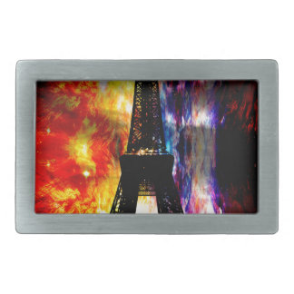 Rise Again Parisian Dreams Rectangular Belt Buckle
