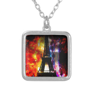 Rise Again Parisian Dreams Silver Plated Necklace