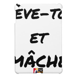 RISE AND CHEWS - Word games - François Ville Case For The iPad Mini