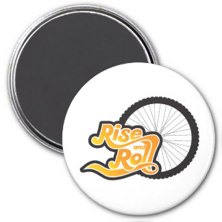rise and roll cycle magnet