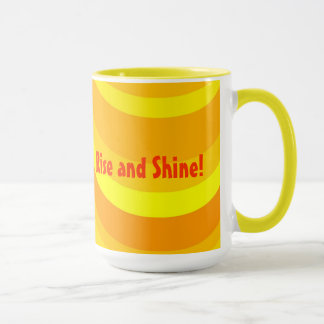 Rise and Shine Cheery Mug