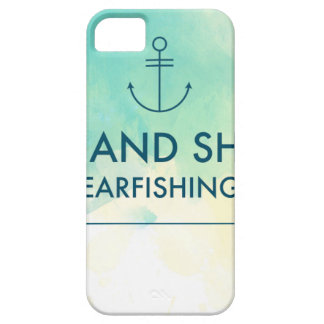Rise and Shine It's Spearfishing Time iPhone 5 Covers