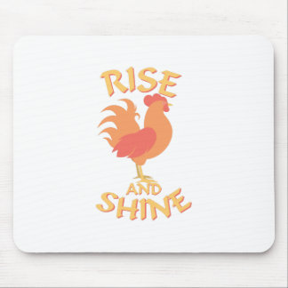 Rise And Shine Mouse Pad