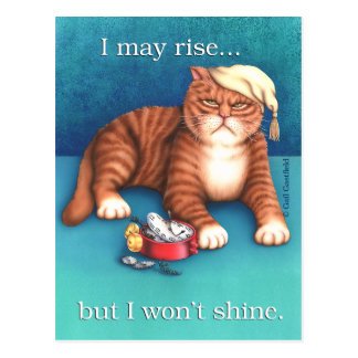 Rise and Shine Postcard