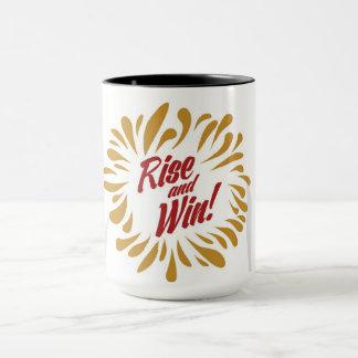 Rise and Win-Mug Mug