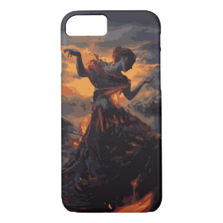Rise from the ashes iPhone 8/7 case