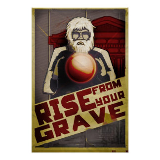 Rise From Your Grave Poster