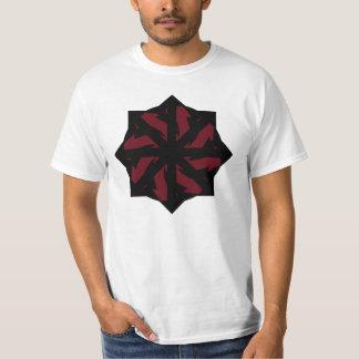 RISE Haunted Mountain Chaos Wheel T-Shirt