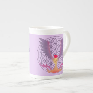 Rise Like a Phoenix Bone China Mug