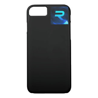 RISE LOGO ON IPHONE 7 PHONE CASE