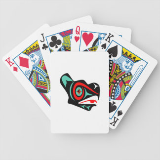 Rise of The Eagle Bicycle Playing Cards