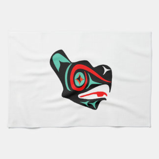Rise of The Eagle Kitchen Towel