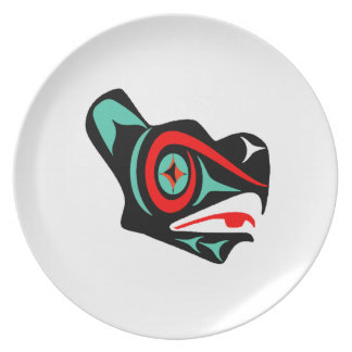 Rise of The Eagle Plate