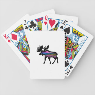 Rise of the Horizon Bicycle Playing Cards