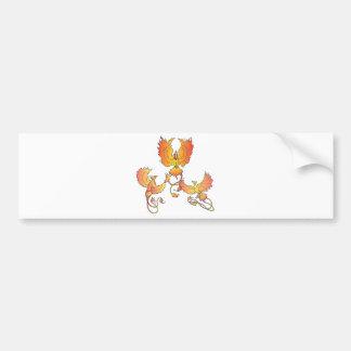 rise of the phoenix bumper sticker