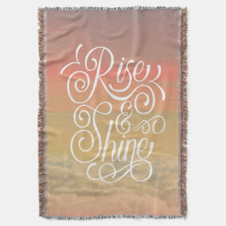 Rise & Shine Throw Blanket