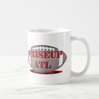 Rise Up, Atlanta, Football, Mug