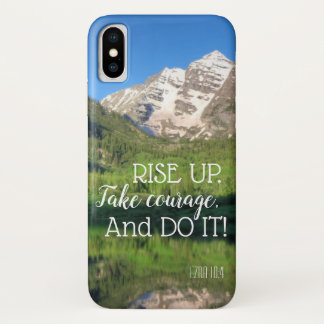 Rise UP. Case-Mate iPhone Case