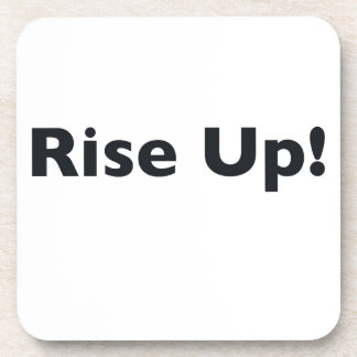 Rise Up! Coasters