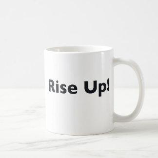 Rise Up! Coffee Mug