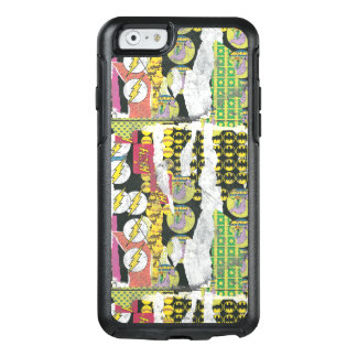 Rise Up Collage Pattern OtterBox iPhone 6/6s Case