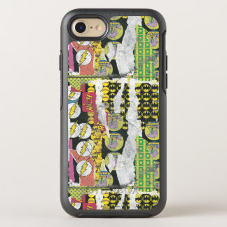 Rise Up Collage Pattern OtterBox Symmetry iPhone 7 Case