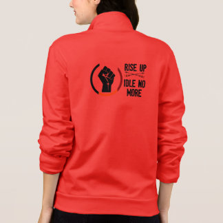 Rise Up - Idle No More Jacket