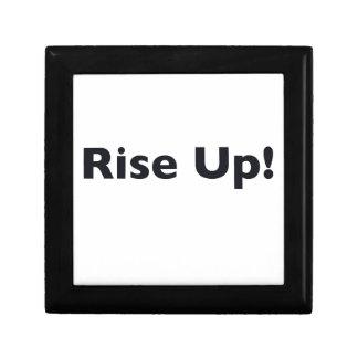 Rise Up! Keepsake Boxes
