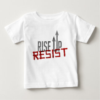 Rise Up, Resist Baby Jersey T-Shirt
