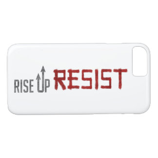 Rise Up, Resist iPhone & Samsung Case
