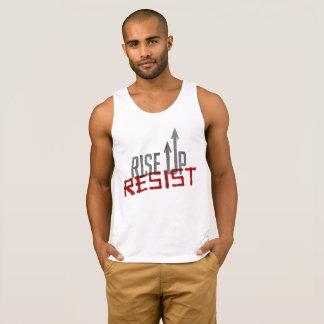 Rise Up, Resist Men's Basic Tank Top
