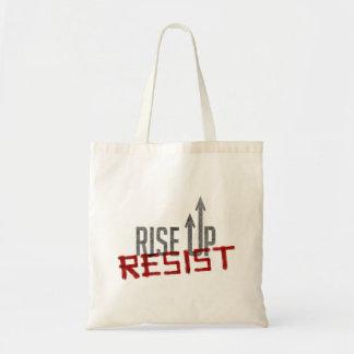 Rise Up, Resist Tote Bag
