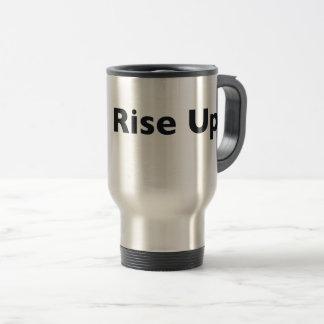 Rise Up! Travel Mug