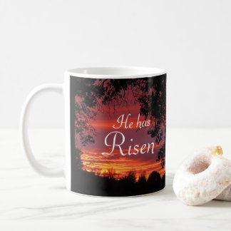 Risen Lord Sunrise Mug