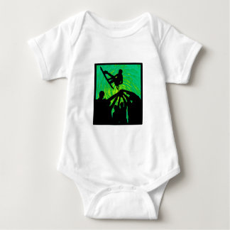 Rising Above Baby Bodysuit
