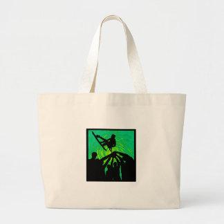 Rising Above Large Tote Bag