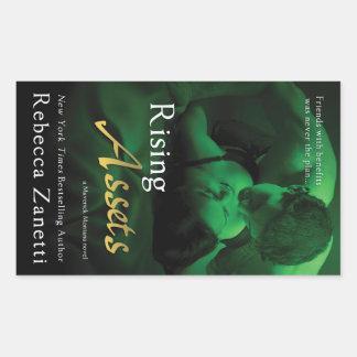 Rising Assets by Rebecca Zanetti Sticker