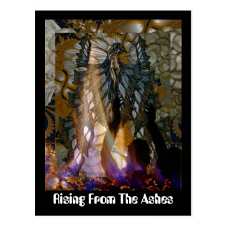 Rising From The Ashes Postcard