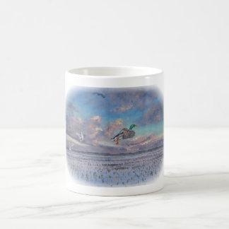 Rising Mallards Coffee Mug