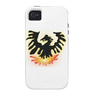 Rising Phoenix iPhone 4/4S Case