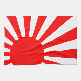 Rising Sun Kitchen Towel