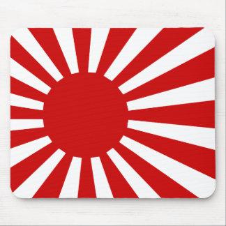 Rising Sun mouse pad