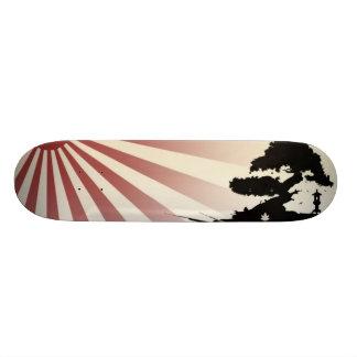Rising Sun Skate Board Deck