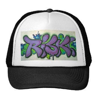 RISK CAP TRUCKER HAT