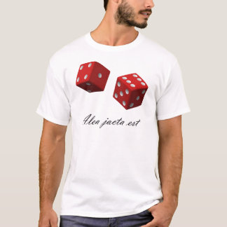 risk jabbered away in is T-Shirt