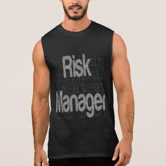 Risk Manager Extraordinaire Sleeveless Shirt