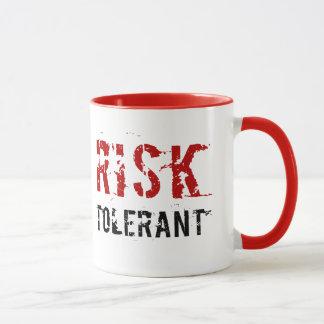 Risk Tolerant - mug