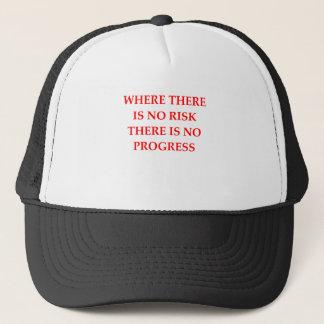 RISK TRUCKER HAT