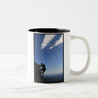 Risk Two-Tone Coffee Mug