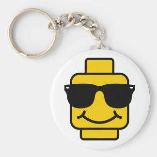 Risky Business Brick Head Keychain